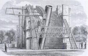 Rosse_72_inch_telescope_Birr_Castle_Ireland_1886