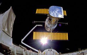 Hubble deployment