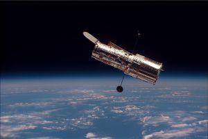 Hubble lauch